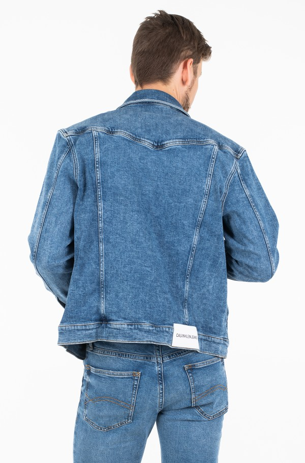 add78e1ca2b FOUNDATION SLIM DENIM JACKET FOUNDATION SLIM DENIM JACKET-hover