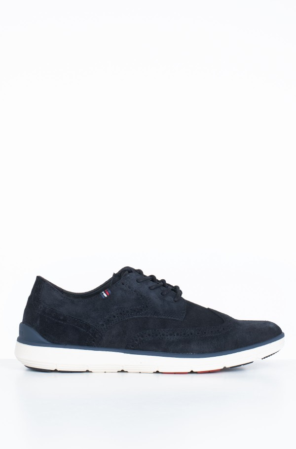 LIGHTWEIGHT CITY SUEDE SHOE