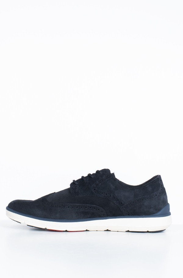 LIGHTWEIGHT CITY SUEDE SHOE-hover