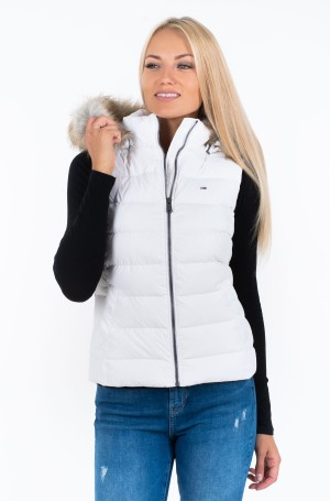 Vest TJW ESSENTIAL HOODED DOWN VEST	-1