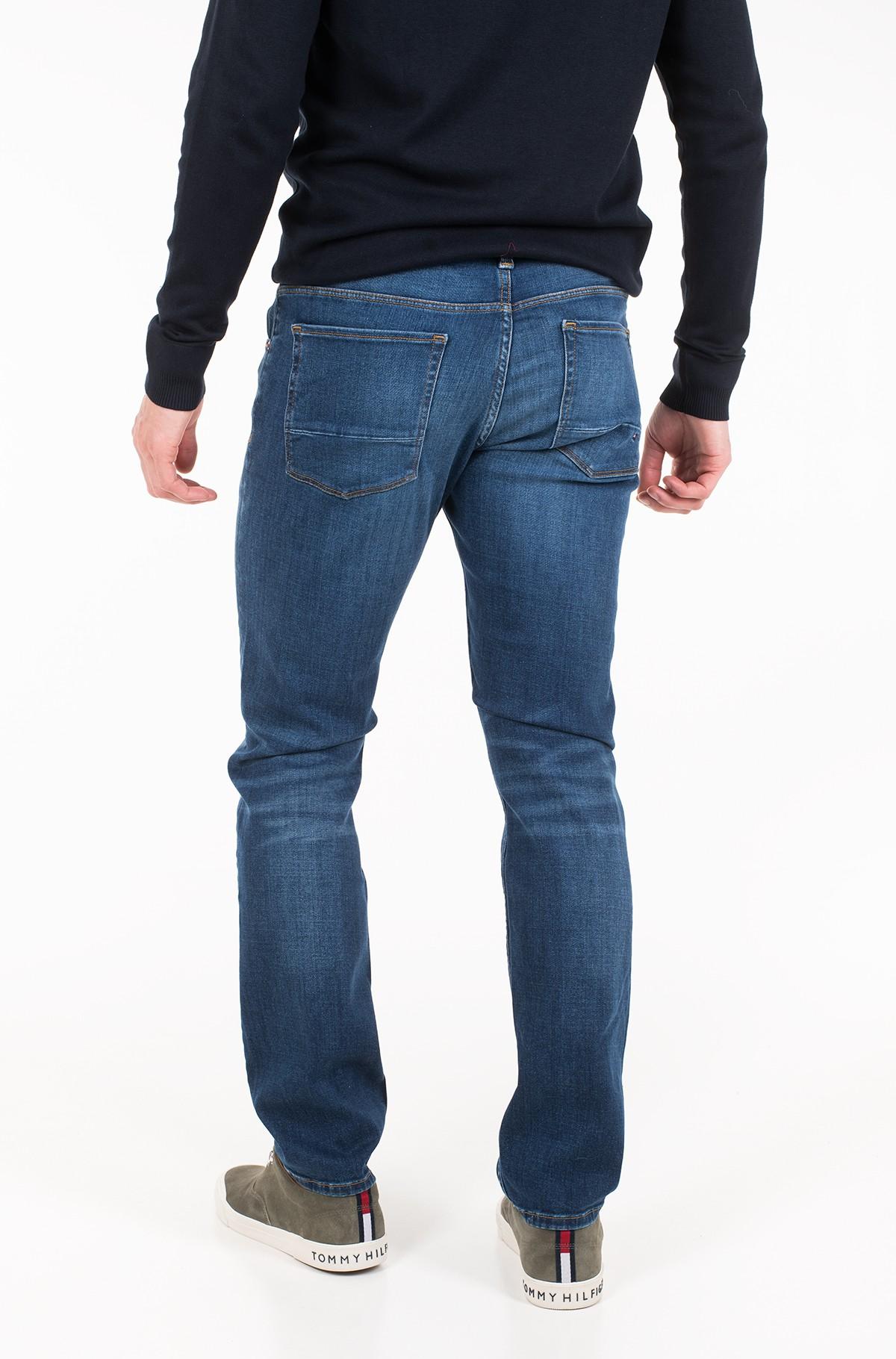 Džinsinės kelnės STRAIGHT DENTON PSTR STITES BLUE-full-2
