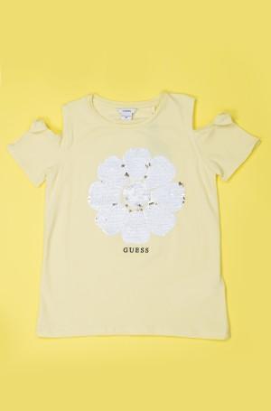 Vaikiški marškinėliai trumpomis rankovėmis J92I08 K82J0-1