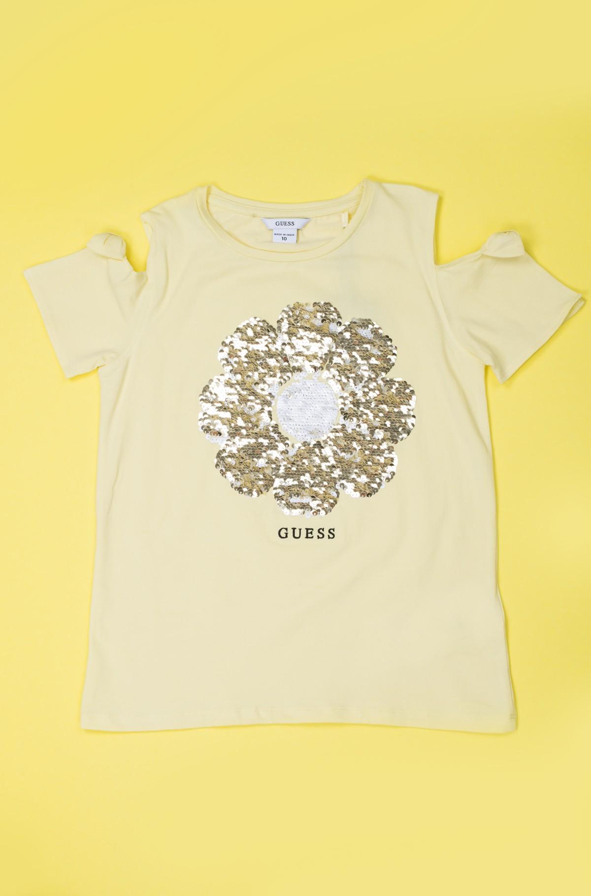 Vaikiški marškinėliai trumpomis rankovėmis J92I08 K82J0-full-2