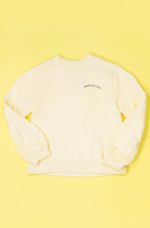 LOGO TERRY SWEATSHIRT