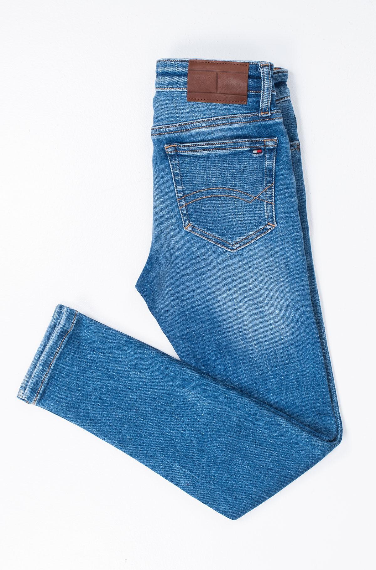Vaikiškos džinsinės kelnės STEVE SLIM TAPERED AUMBSTD-full-2