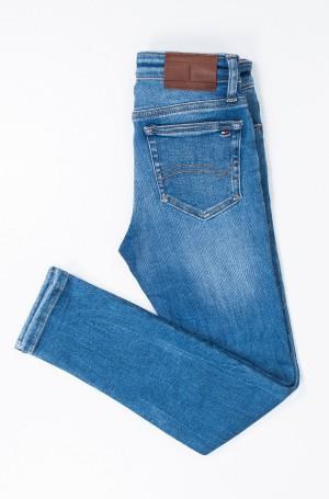 Vaikiškos džinsinės kelnės STEVE SLIM TAPERED AUMBSTD-2