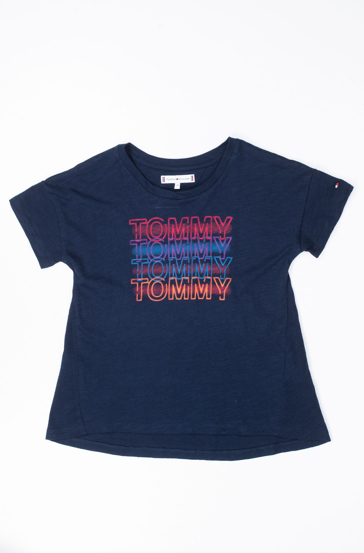 Vaikiški marškinėliai trumpomis rankovėmis CITY PRINT TEE S/S-full-1