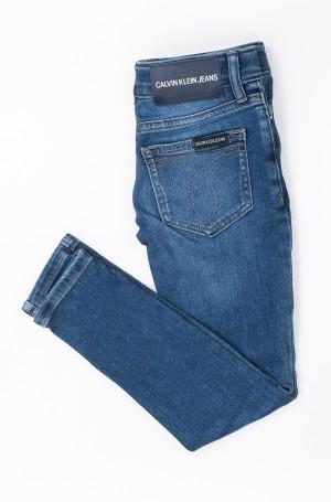Vaikiškos kelnės SKINNY MR VALE MID BLUE STRETCH-2