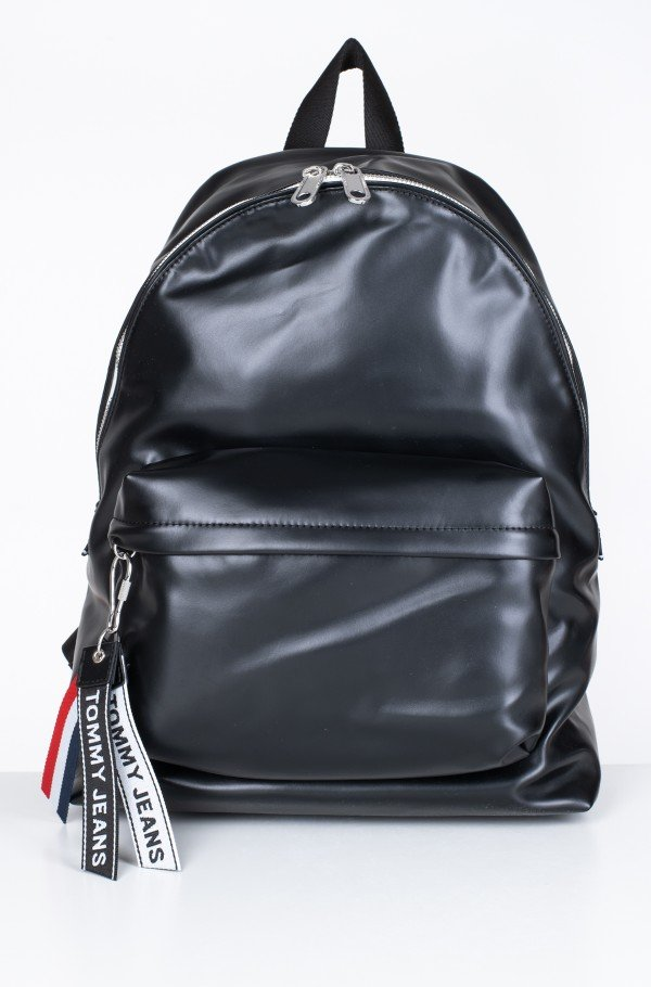 TJM LOGO TAPE PU BACKPACK