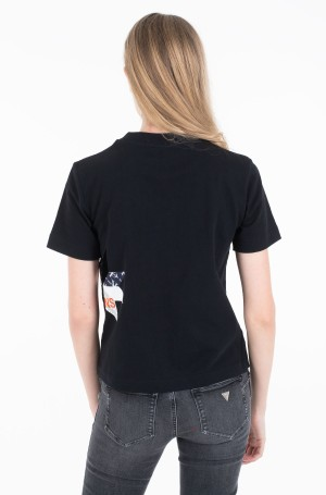 T-krekls INSTITUTIONAL QUILT SLIM TEE-2