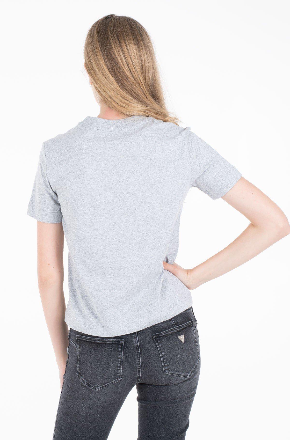 Marškinėliai CALVIN JEANS MODERN STRAIGHT TEE-full-2