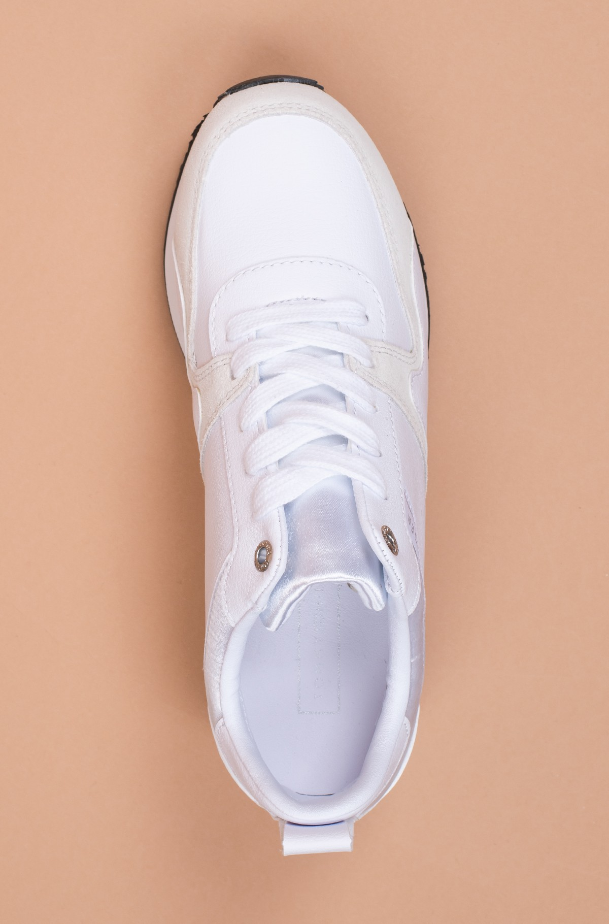 Avalynė IRIDESCENT WEDGE SNEAKER-full-3