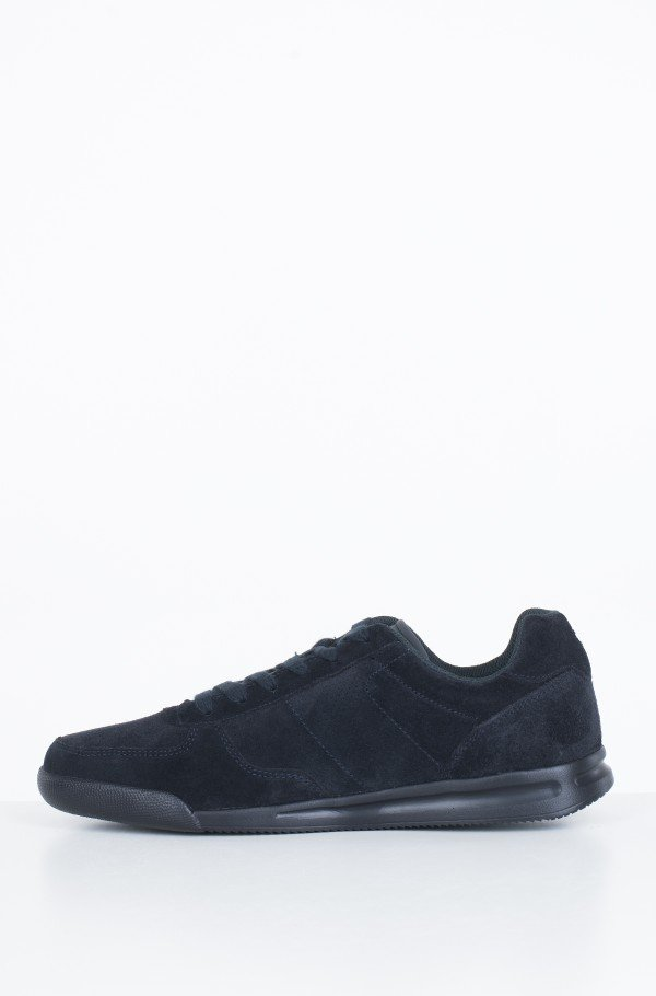 LIGHTWIEGHT SUEDE DETAIL SNEAKER-hover