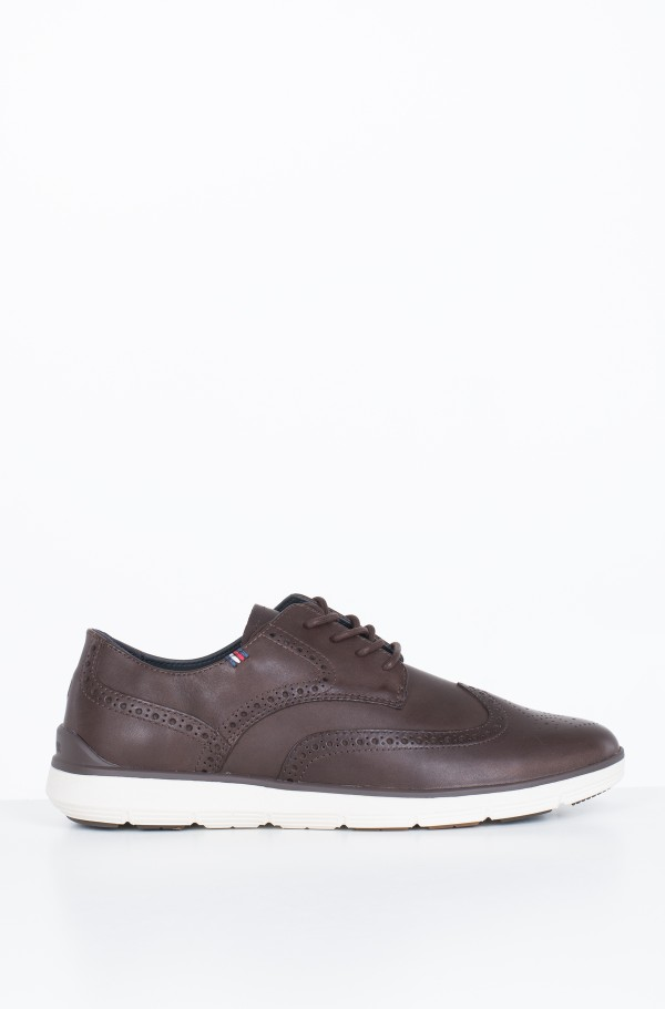 LIGHWEIGHT LEATHER CITY SHOE