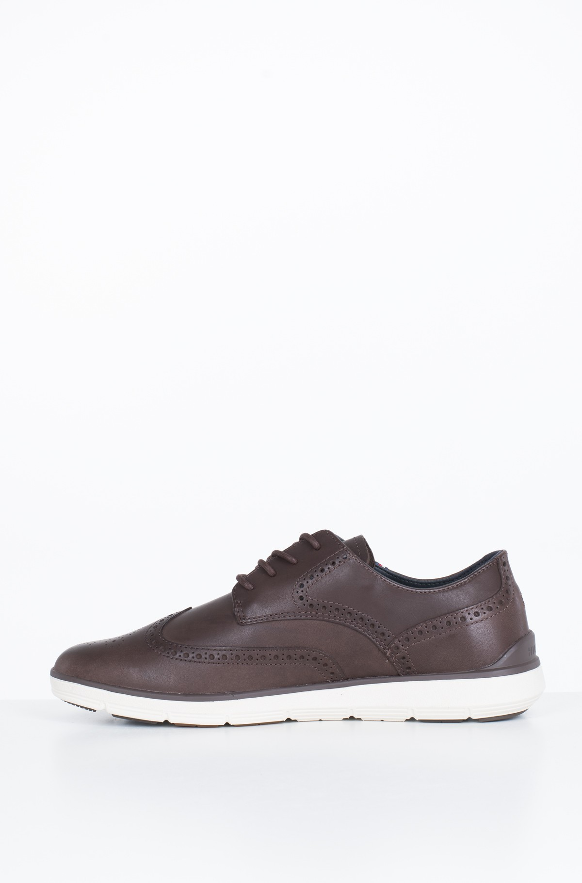Kurpes LIGHWEIGHT LEATHER CITY SHOE	-full-2