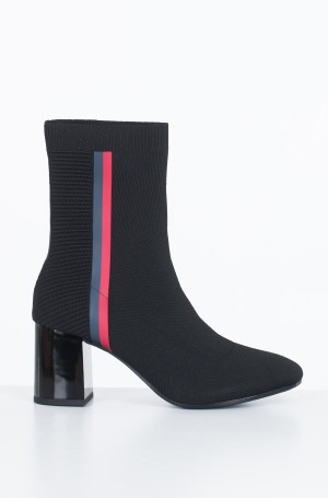 Boots KNITTED HEELED BOOT-1