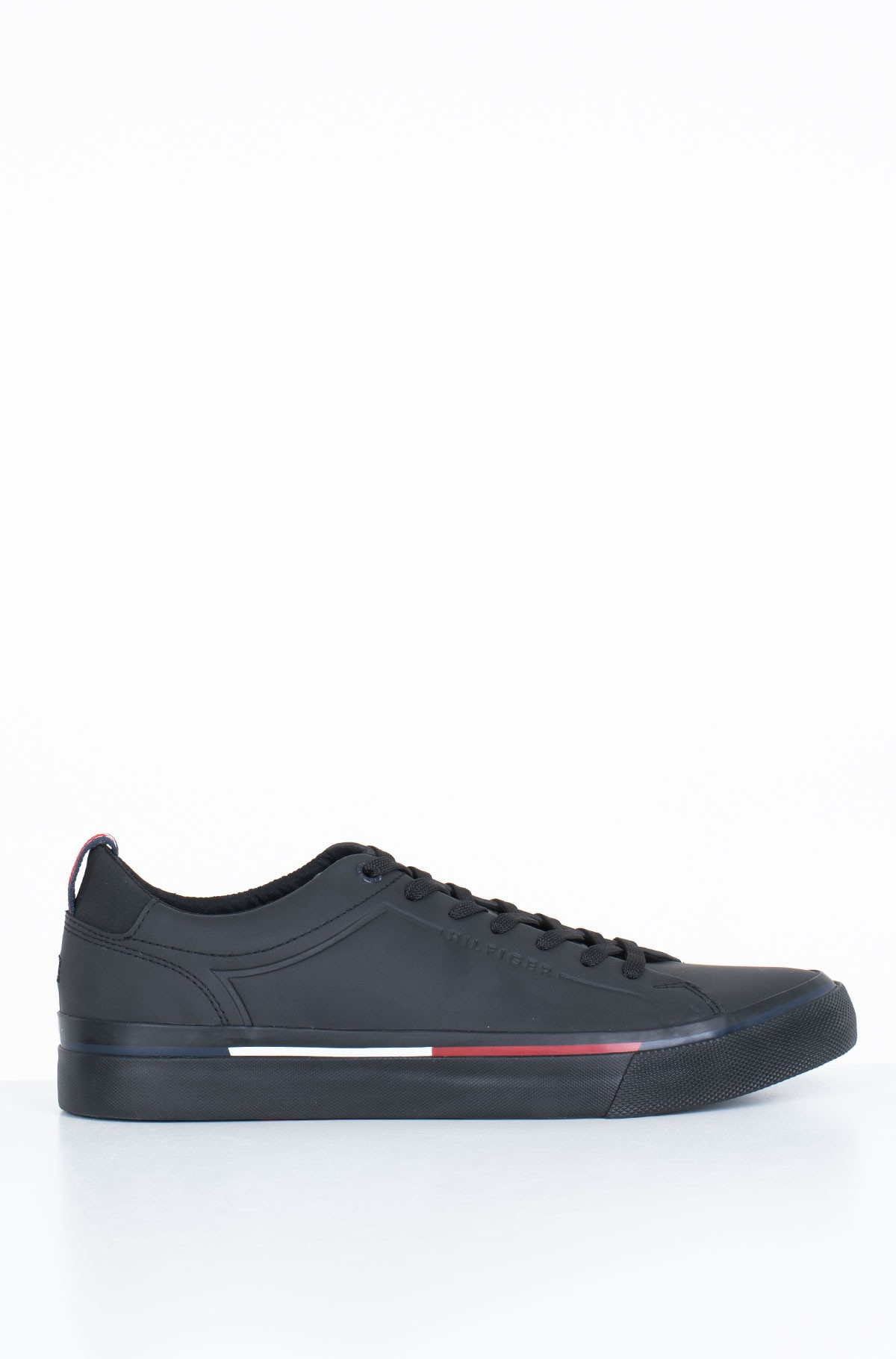 Tennised CORPORATE LEATHER SNEAKER	-full-1