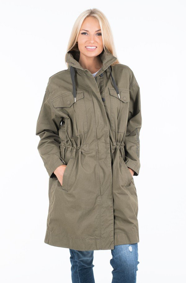 TJW COTTON PARKA JACKET