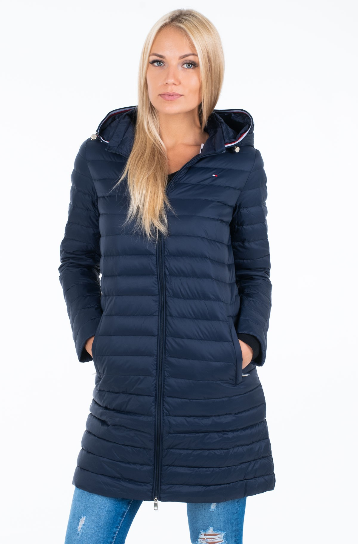 Coat BELLA LW DOWN PACKABLE COAT-full-1