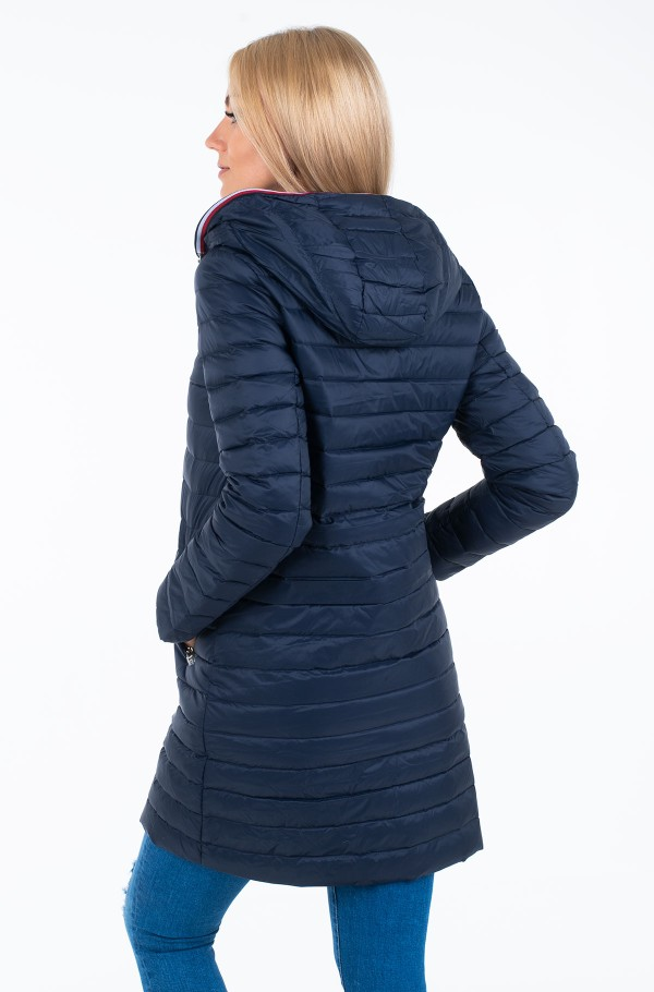 BELLA LW DOWN PACKABLE COAT-hover