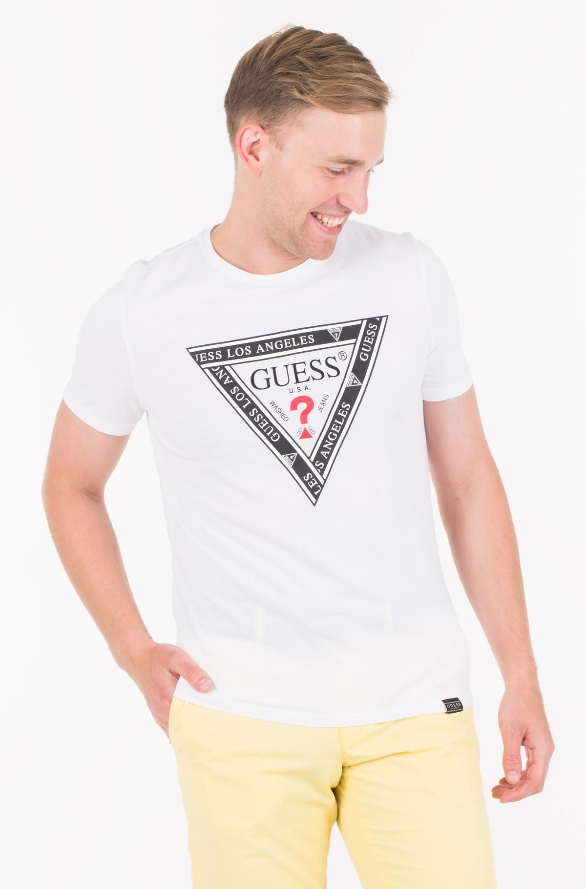Marškinėliai M93I45 R5JK0-full-1