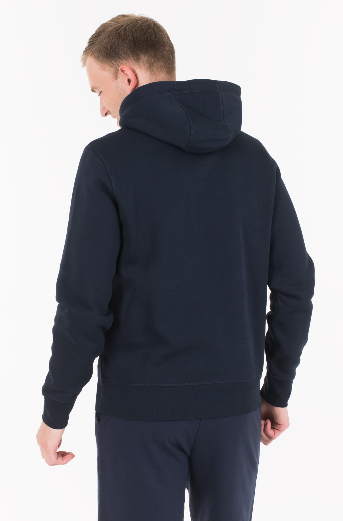 Džemperis CORE TOMMY LOGO HOODY	-full-2