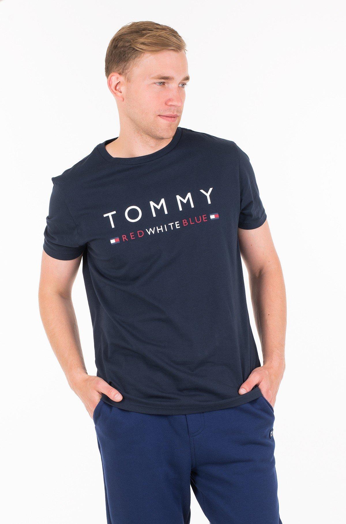 Pižamos marškinėliai CN SS TEE UM0UM01167-full-1