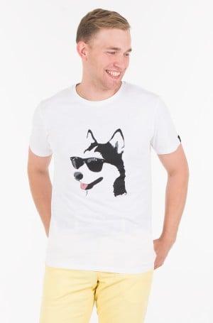 T-shirt Husky-1