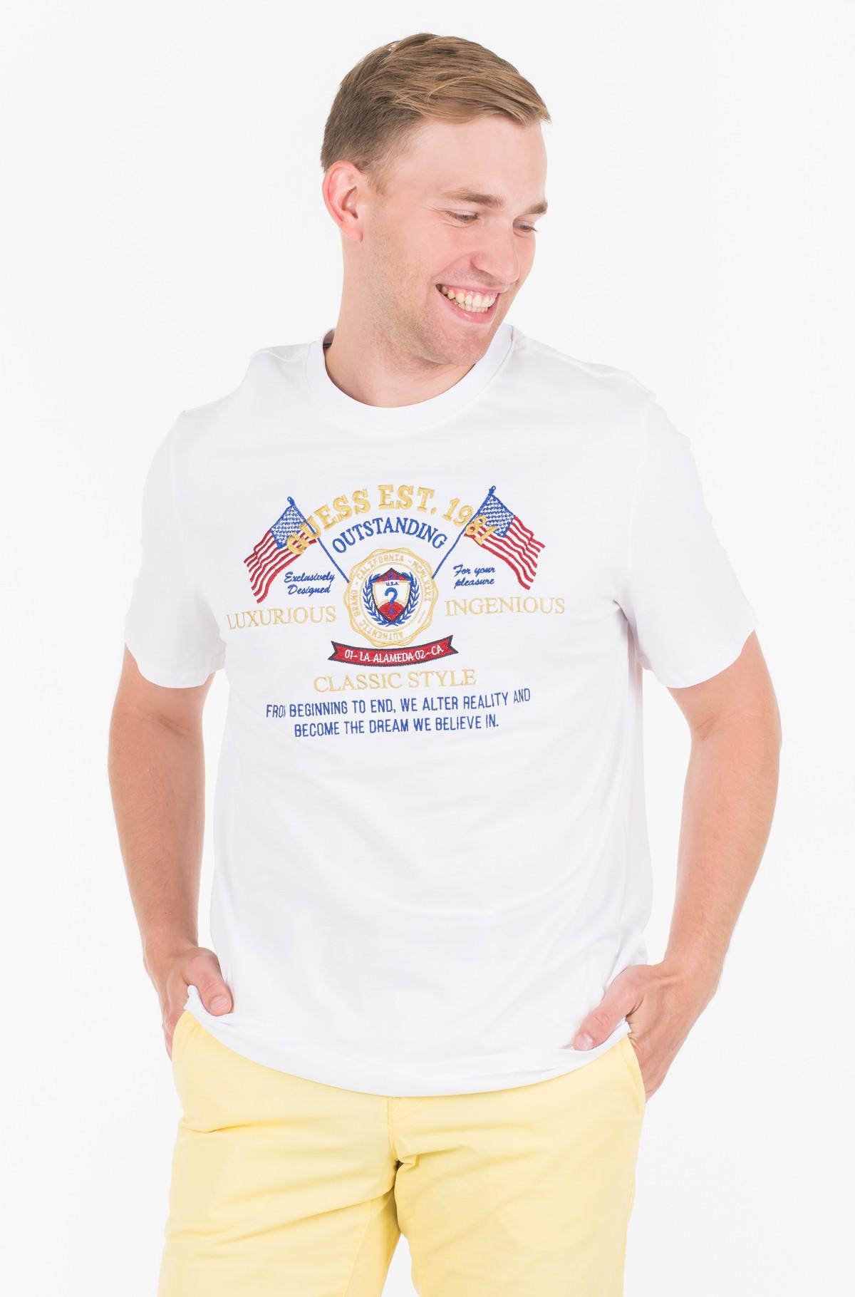 Marškinėliai M93I33 K8FQ0-full-1