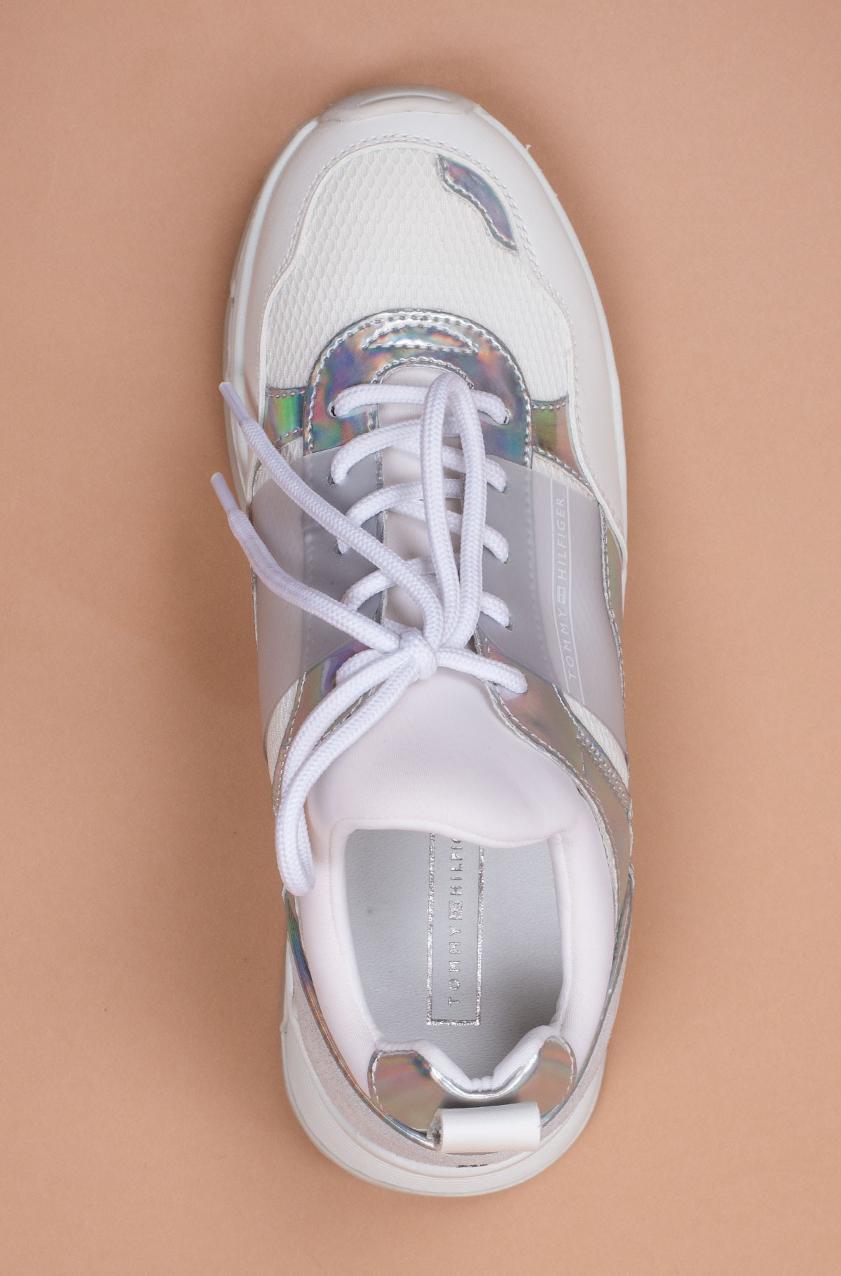Avalynė LIFESTYLE IRIDESCENT SNEAKER-full-4