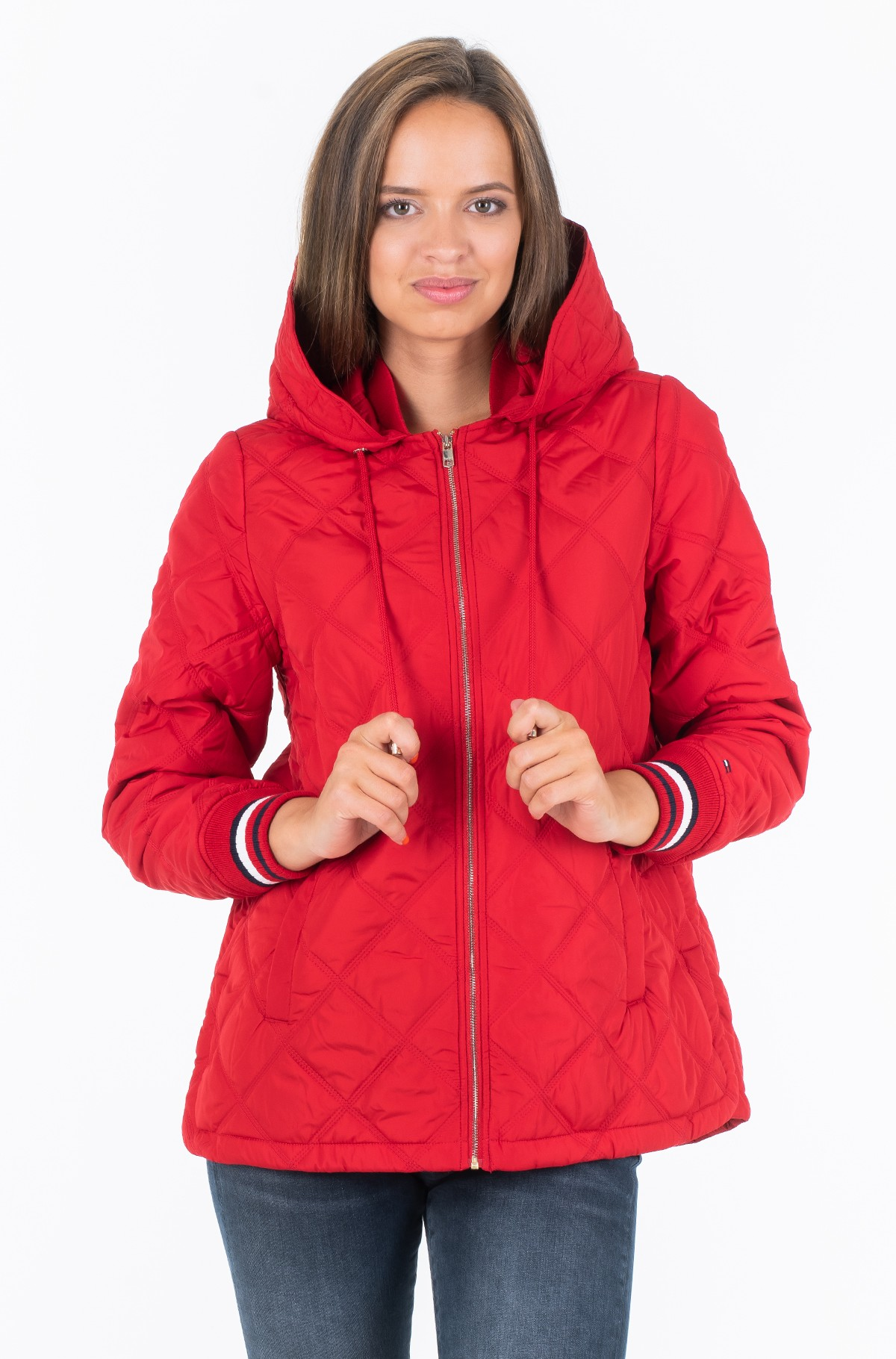 Striukė IVAN QUILTED JACKET-full-1