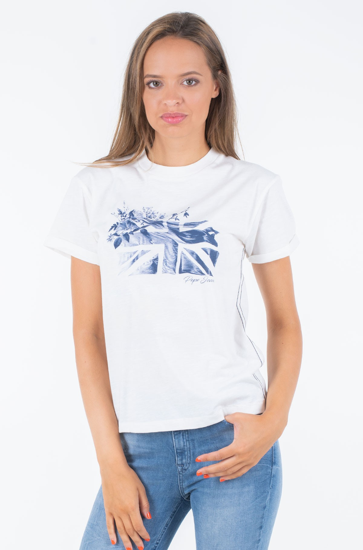 Marškinėliai MERCHE/PL504265-full-1