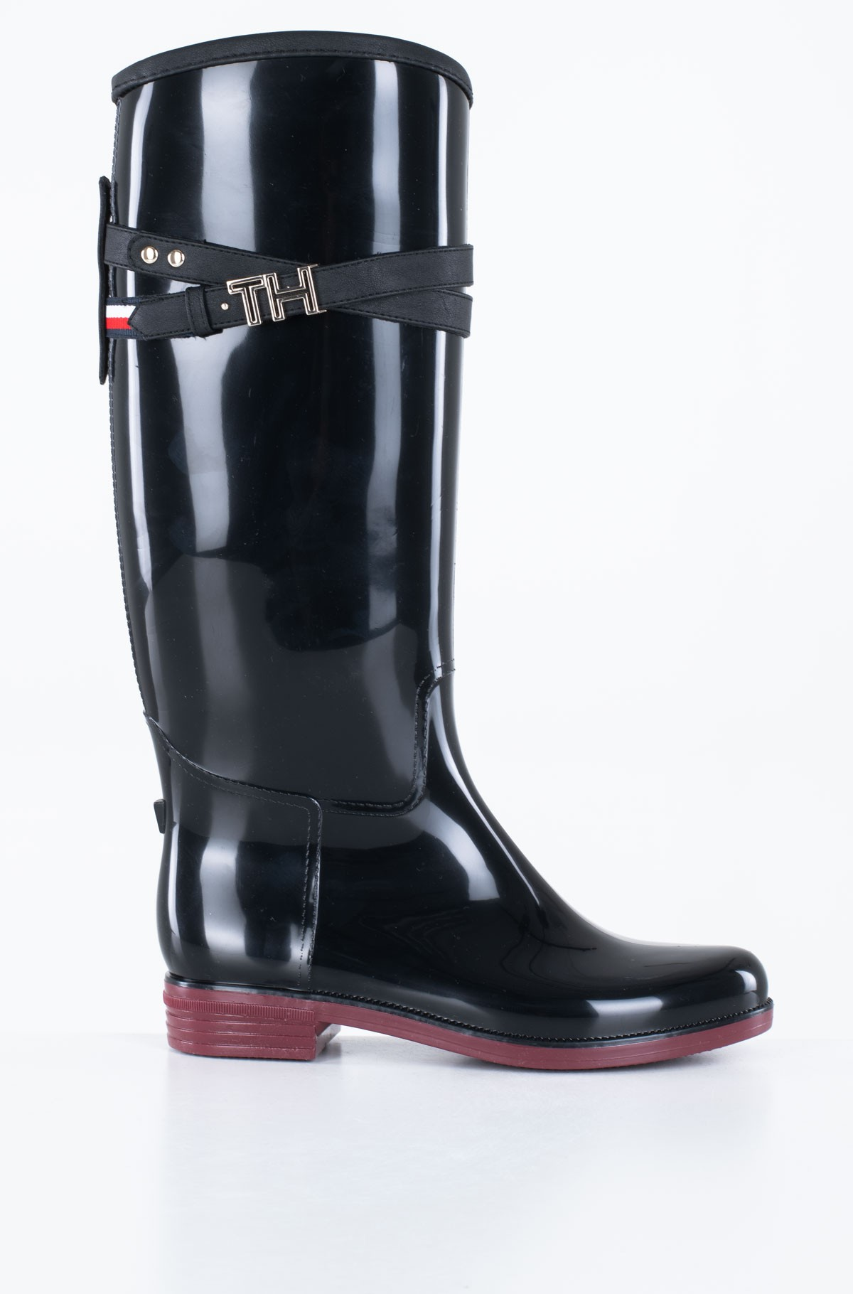 Guminiai batai TH HARDWARE RUBBER LONGBOOT-full-1
