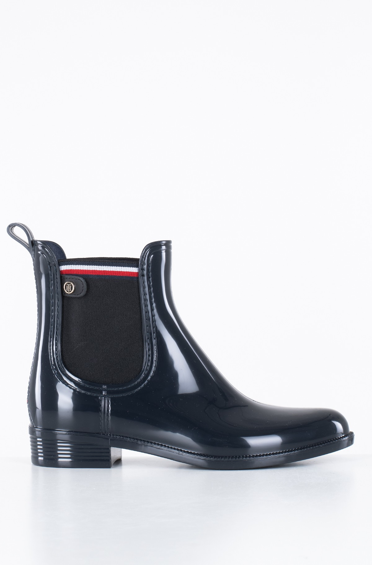 Guminiai batai COLOR BLOCK RAINBOOT-full-1
