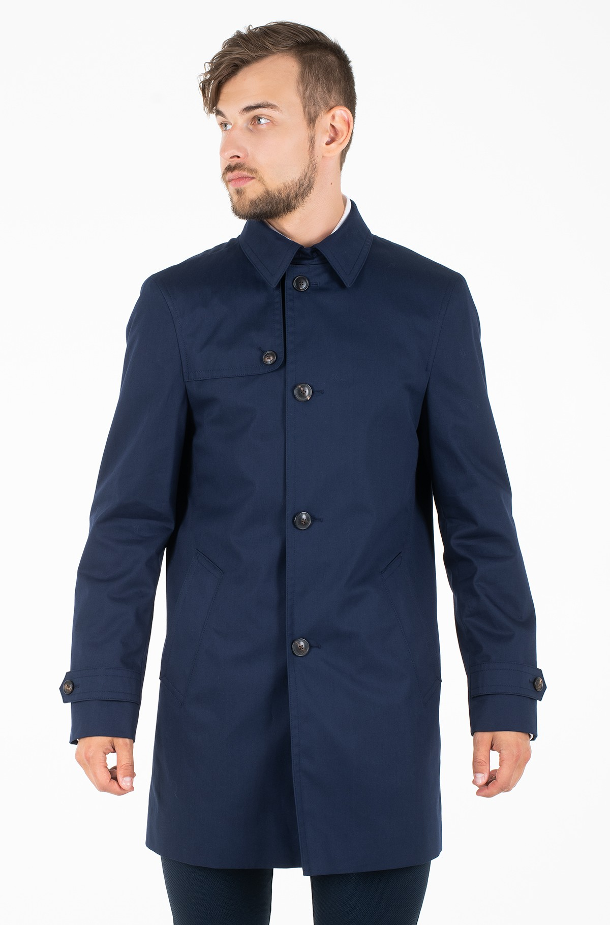 Mantel COTTON UTILITY COAT-full-1