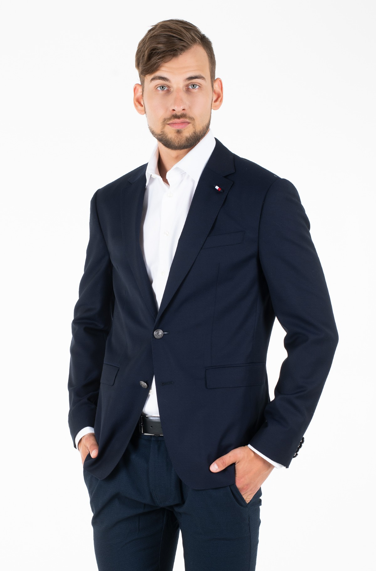 Žakete FLEX REGULAR FIT BLAZER-full-1
