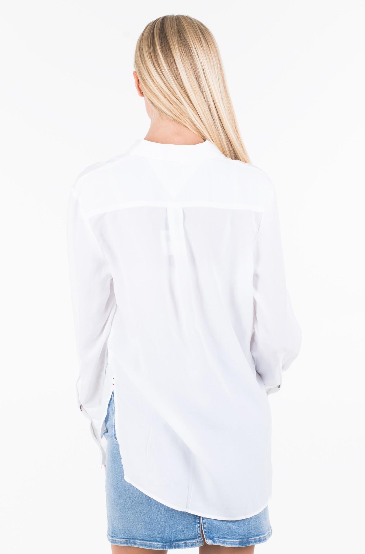 Marškiniai TJW DRAPEY SIDE SLIT SHIRT-full-2