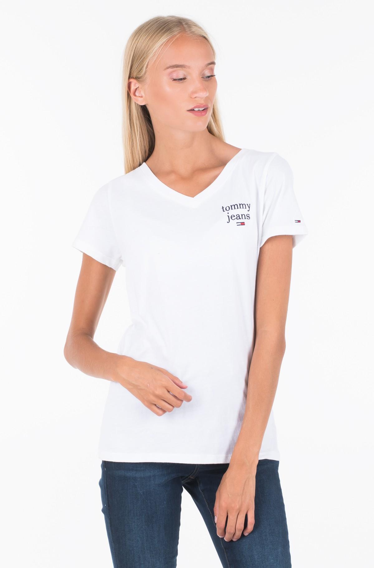 Marškinėliai TJW ESSENTIAL V-NECK TEE-full-1