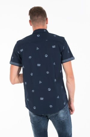 Marškiniai su trumpomis rankovėmis 1012827-2