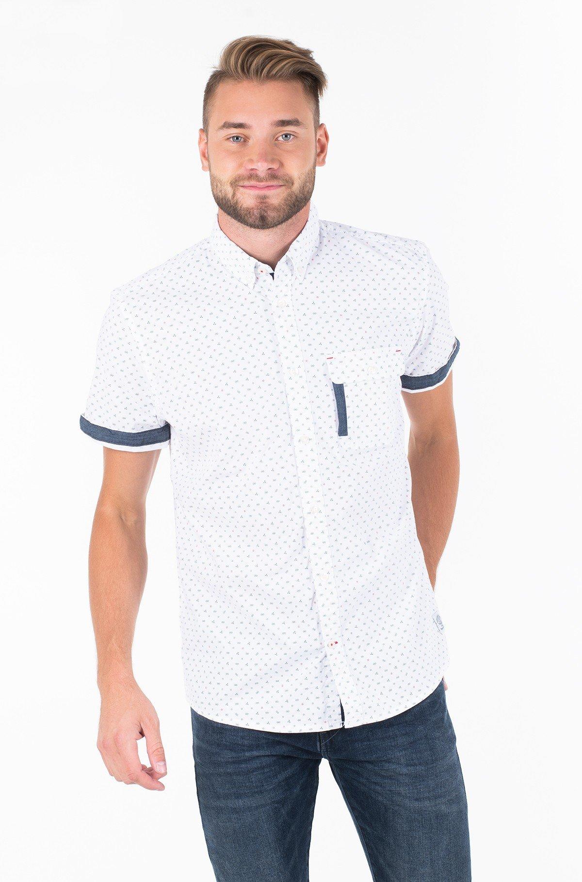 Marškiniai su trumpomis rankovėmis 1012827-full-1