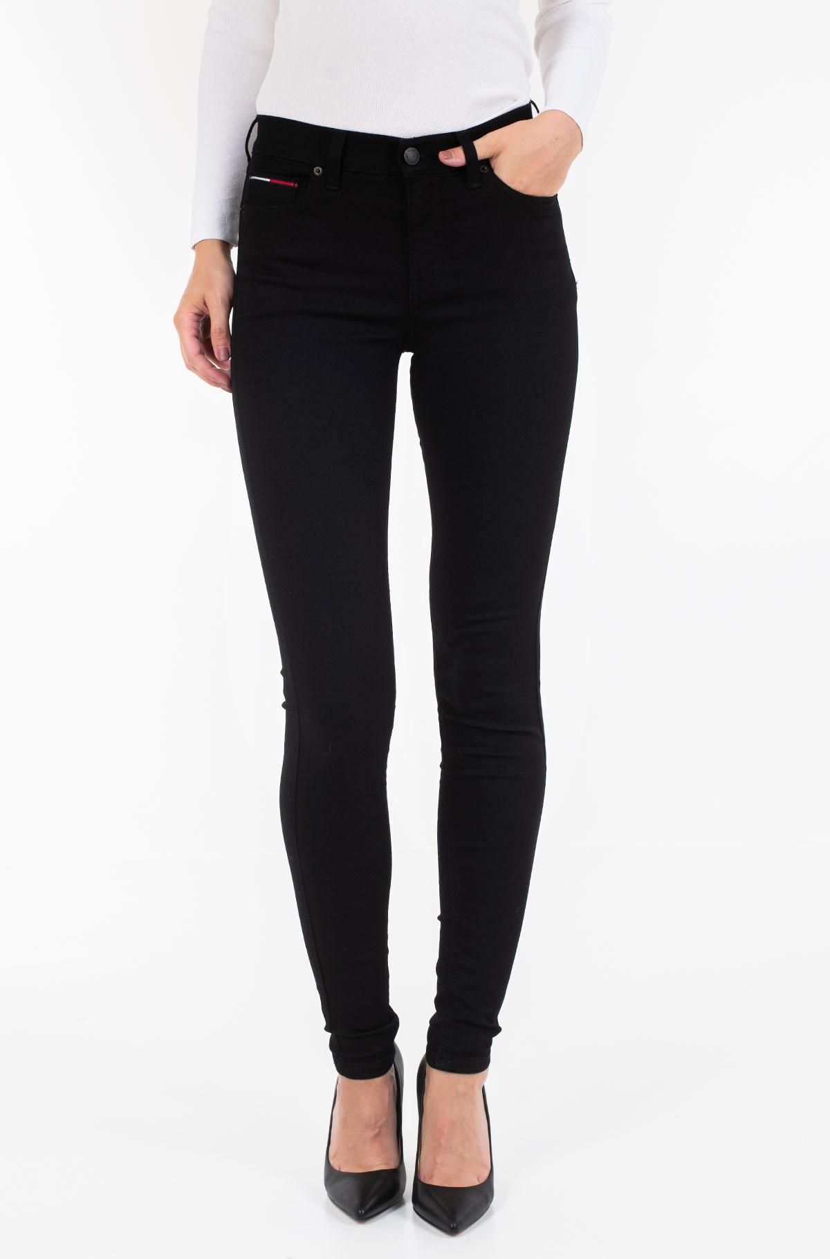 Džinsinės kelnės Mid rise skinny Nora DNBST-full-1