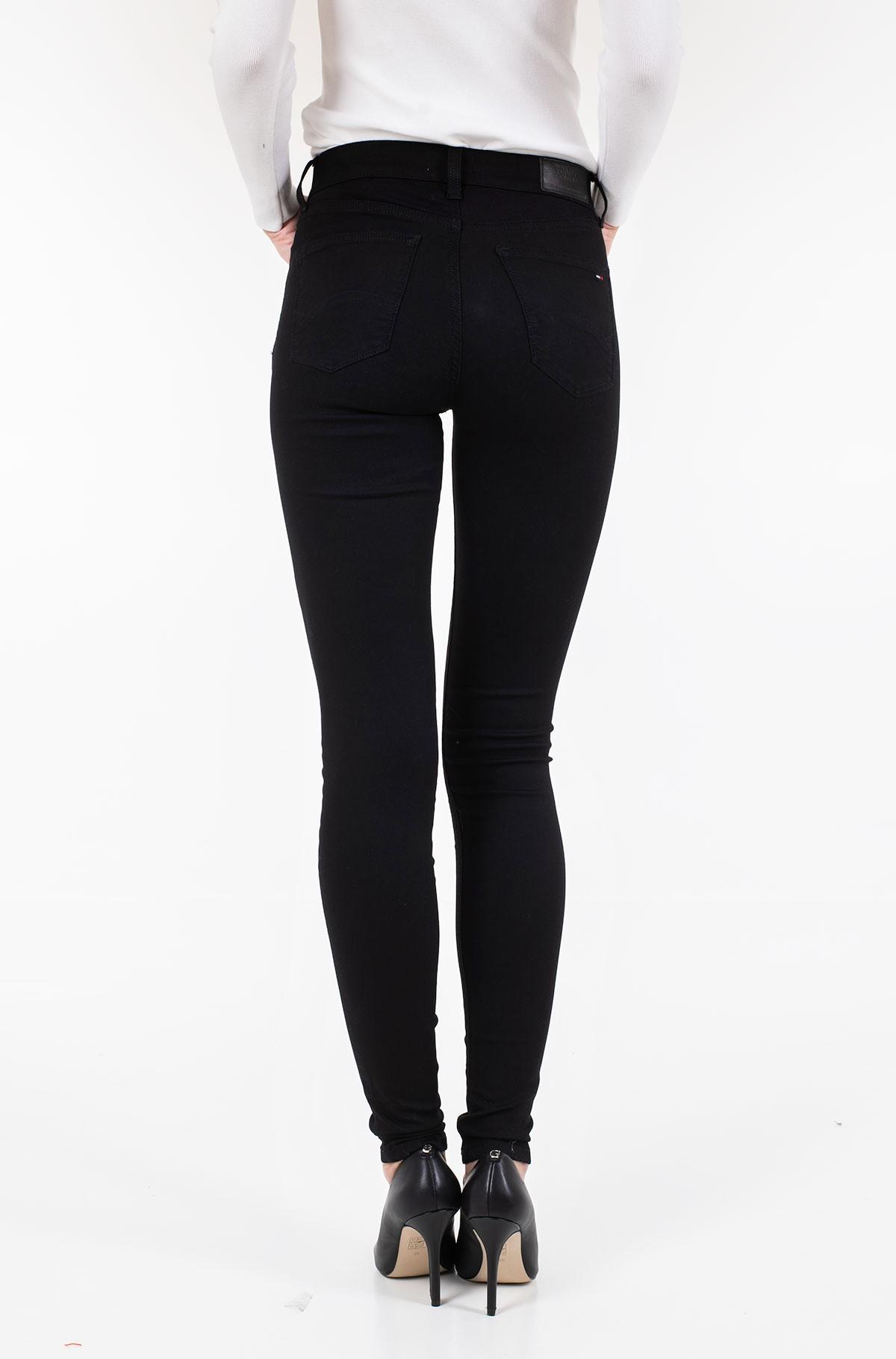 Džinsinės kelnės Mid rise skinny Nora DNBST-full-2