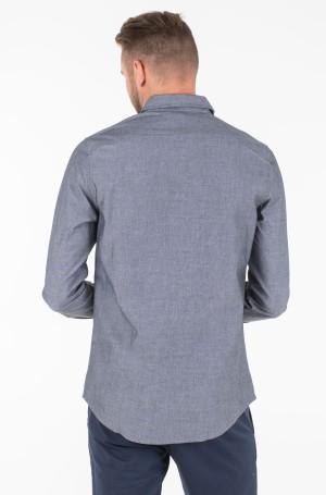 Marškiniai CHAMBRAY SLIM NON STRETCH L/S-2