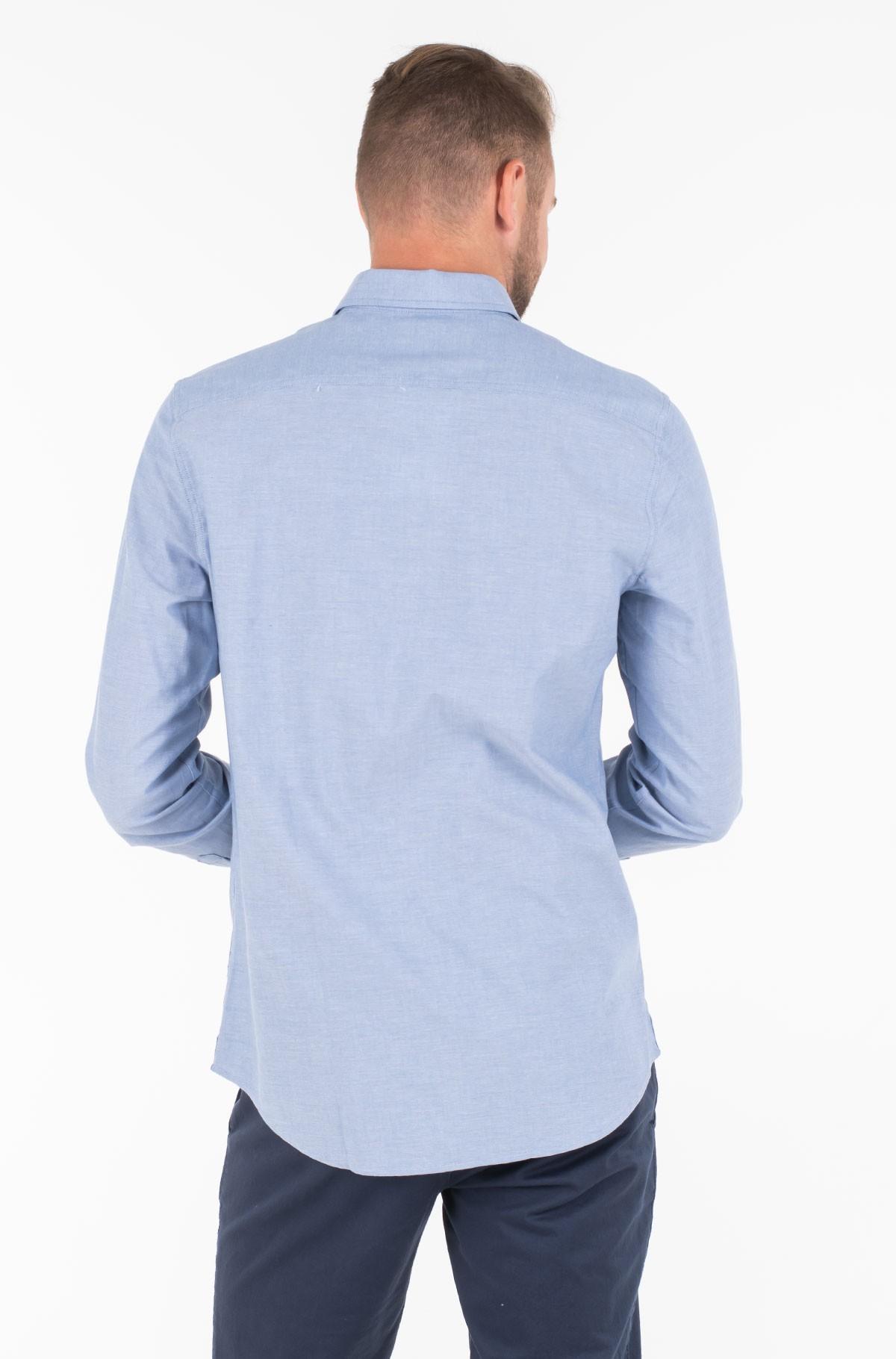Marškiniai CHAMBRAY SLIM NON STRETCH L/S-full-2