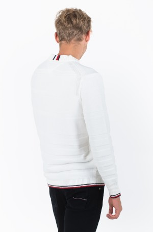 Sviiter TONAL STRIPE SWEATER	-2