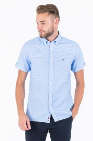 Marškiniai SLIM TEXTURED SHIRT S/S-1