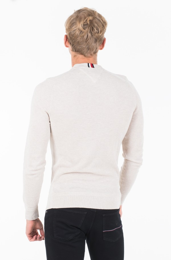 MOULINE RICECORN SWEATER-hover
