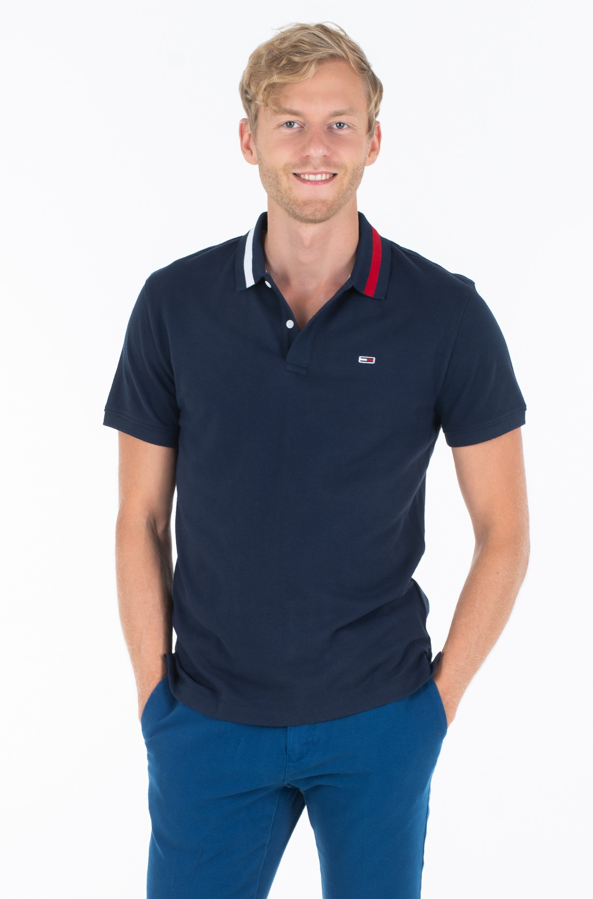 Polo TJM FLAG NECK POLO-full-1