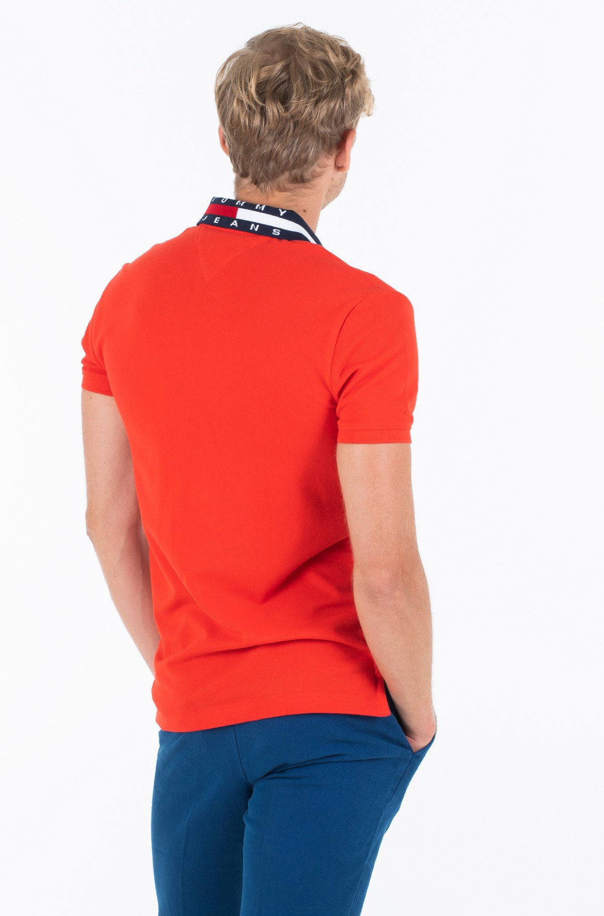 Polo TJM FLAG NECK POLO-full-2