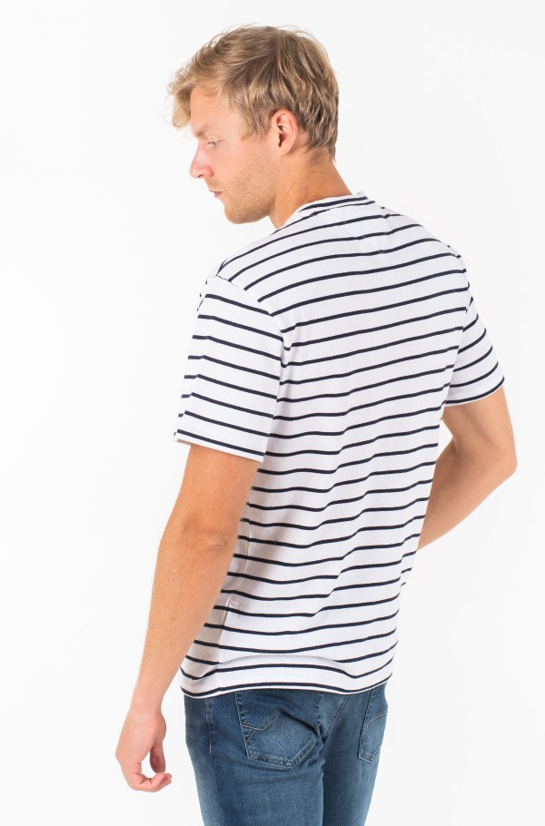 TJM GRAPHIC STRIPE TEE-hover